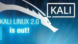 Kali Linux 2.0 wurde freigegeben.
