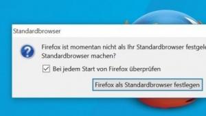 Firefox 40 unter Windows 10
