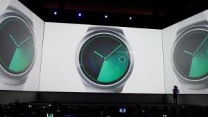 Galaxy Gear S2 wird im September vorgestellt.