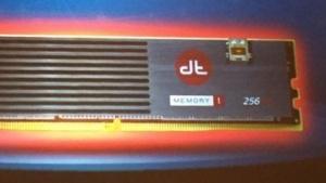 Ein DDR4-Modul mit Flash-Speicher statt DRAM, Diablo nennt dieses Memory1.