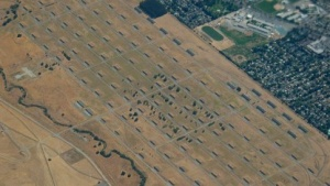 Concord Naval Weapons Station: größtes Testgelände für autonom fahrende Autos