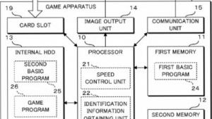 Zeichnung aus Nintendo-Patentantrag