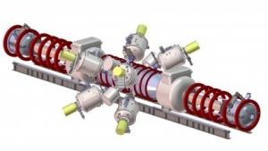 Aufbau von Tri Alpha Energy: Unterstützung von Paul Allen