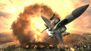 Artwork von World in Conflict
