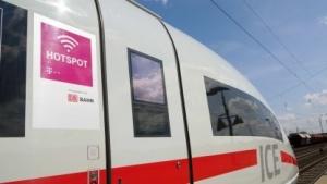 Deutsche Bahn: ICE mit WLAN-Hotspot (Bild: Volker Emersleben/Deutsche Bahn), Deutsche Bahn