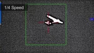 Compact Laser Weapons System bei einem Test: Der Angegriffene kann nicht erkennen, woher der Angriff kommt.