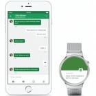Smartwatch: iOS-App für Android Wear veröffentlicht