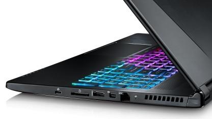 Mit Skylake gibt es erstmals Notebooks mit dem verdrehsicheren USB-Typ-C.