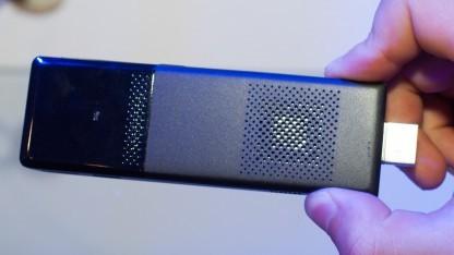 Intels Compute Stick gibt es bald auch mit Core-M-Prozessor.