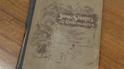 Ein Liederbuch, das Time Warner ärgern könnte