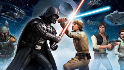 Artwork von Star Wars: Galaxy of Heroes
