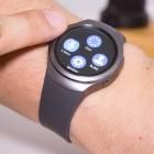 Samsung Gear S2 im Hands on: Drehbarer Ring schlägt Touchscreen