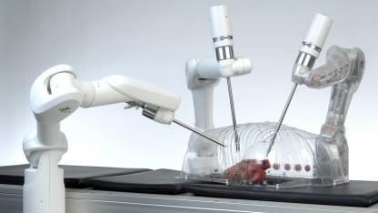 Technik Im Op Wie Roboter Die Medizin Ver 228 Ndern Golem De