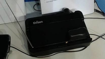 DVB-T2-Endgerät, noch nicht ganz fertiggestellt