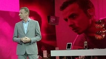 Niek Jan van Damme, Chef der Telekom Deutschland, am 4. September 2015 auf der Ifa