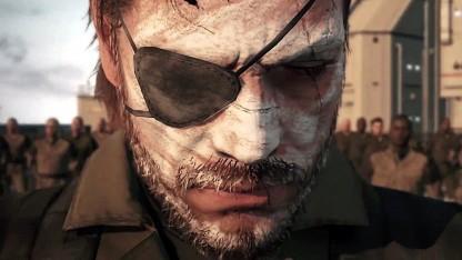 Snake in Metal Gear Solid 5: The Phantom Pain