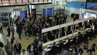 Branchenmesse IBC 2015
