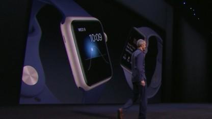 Auf der Apple-Keynote gab es Neuigkeiten zur Apple Watch, aber keine Überraschungen.