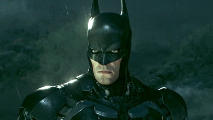 Batman in Arkham Knight