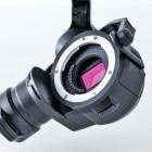 DJI Zenmuse X5: Neue Quadcopter-Kamera mit Micro-Four-Third-Anschluss