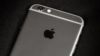 Im iPhone 6S stecken 2 GByte RAM