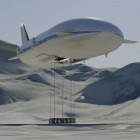 Aeroscraft ML866: Aeros baut großes Transportluftschiff