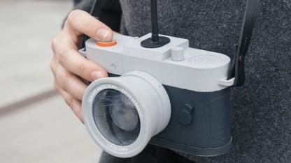 Die Camera Restricta fotografiert nur, was noch nicht allzu oft fotografiert wurde.