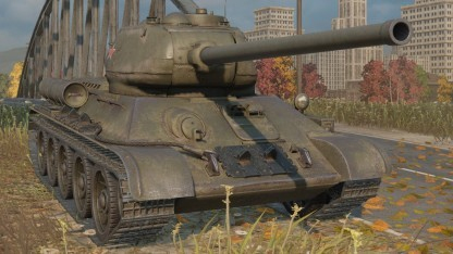 World of Tanks für die Playstation 4