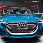 E-Tron Quattro Concept: Audis neues Elektroauto ist ein Quattro
