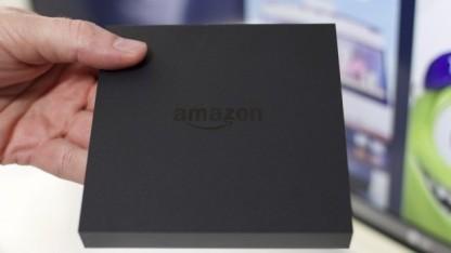 Amazons Fire TV der zweiten Generation