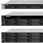 TS-x63U: Qnap bietet Rack-NAS-Systeme mit AMD-Innenleben