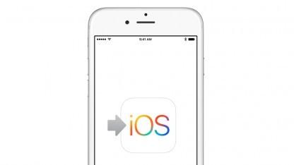 Apples Umzugs-App Move to iOS steht jetzt zum Download bereit.