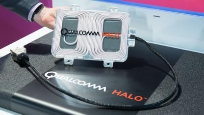 Drahtloses Ladesystem Qualcomm Halo: Radar erkennt Bewegungen