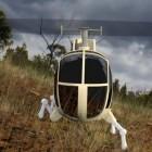 Robotisches Fahrwerk: Die Darpa macht dem Hubschrauber Beine