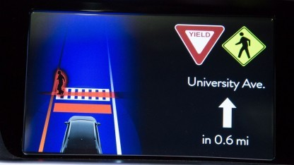 Autonom Fahren: Der Fahrer will wissen, was das Auto macht.