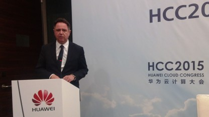 Jörg Karpinski, Sales Director Enterprise Germany bei Huawei