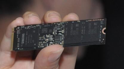 Die 950 Pro kommt im weit verbreiteten 2280er-Format.