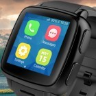 Omate Truesmart Plus: Smartwatch mit Android 5.1