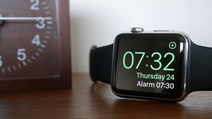 WatchOS 2 bietet einen neuen Weckermodus.
