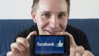 Könnte Erfolg vor dem EuGH haben: Facebook-Kritiker Max Schrems