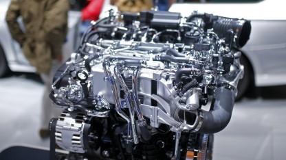 Ein moderner 2.0-TDI-Biturbo-Motor von Volkswagen. Gesteuert werden solche Aggregate von komplexer Software.