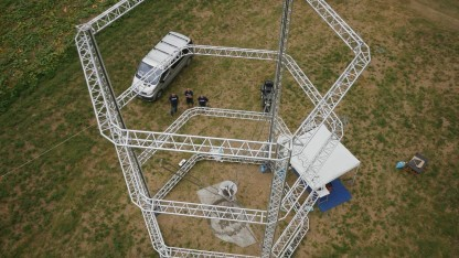 3D-Drucker Big Delta: 100.000 neue Wohneinheiten jeden Tag