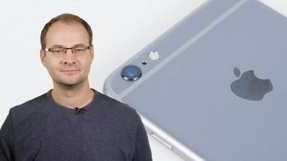 Golem.de-Redakteur Steve Haak
