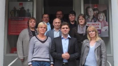 SPD-Abgeordenter und IBM-Programmierer in Deutschland, die entlassen werden sollen