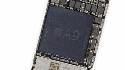 Apples A9-SoC im iPhone 6S