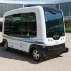 Wepod: Selbstfahrender Minibus bringt Pendler zum Ziel