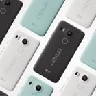 Google: Nexus 5X ist jetzt erhältlich