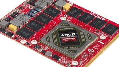 Embedded Radeon E8950 MXM