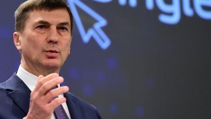 EU-Kommissions-Vizepräsident Ansip schließt ein europäisches Leistungsschutzrecht nicht aus.