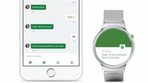 Android-Wear-App für iOS ist da.
